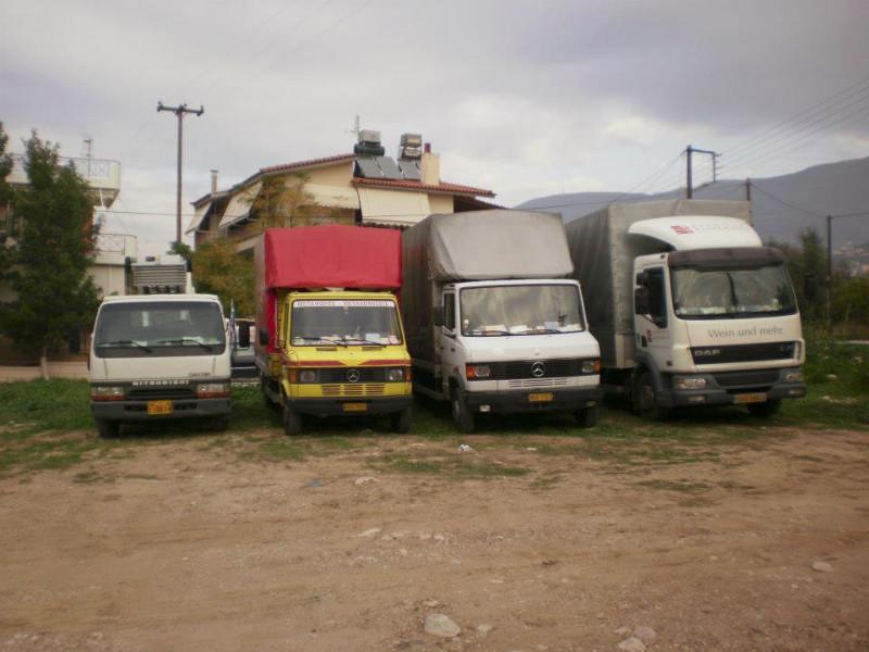 ΜΕΤΑΦΟΡΙΚΗ ΠΑΤΡΑΣ: Ανυψωτικά οχήματα και φορτηγά μετακομίσεων-μεταφορών μικρού, μεσαίου και μεγάλου μεγέθους